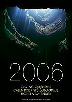 2006 Speleo Projects International Caving Calendar