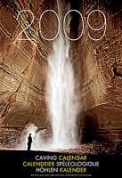 2009 Speleo Projects International Caving Calendar