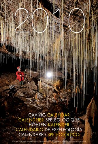 2010 Speleo Projects International Caving Calendar