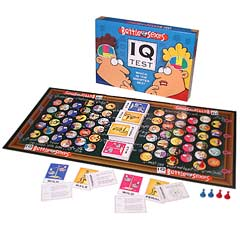 Battle of the Sexes IQ Edition Board Game