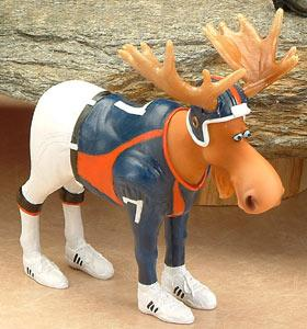 Football Star Moose