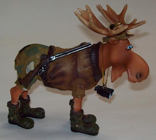 Hunter Moose