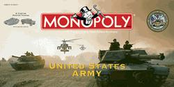 United States Army Monopoly