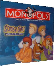 Scooby-Doo Monopoly (square)
