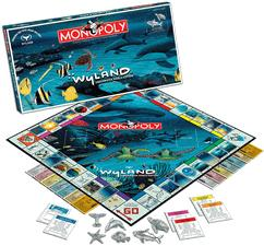 Wyland Underwater World Monopoly