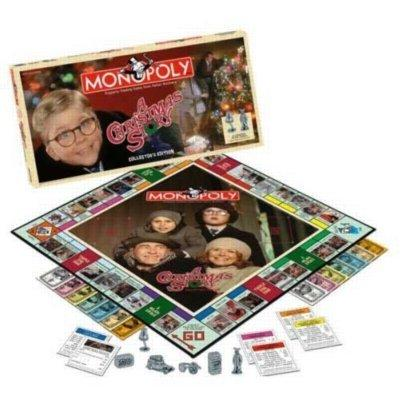 The Christmas Story Collector's Edition Monopoly