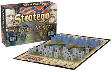 Stratego America's Civil War Collector's Edition