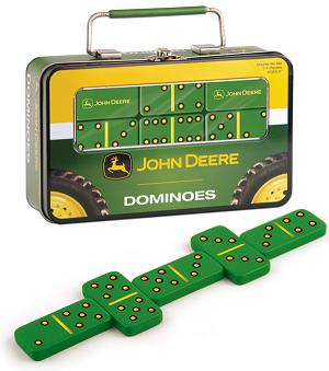 John Deere Dominoes
