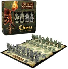 Pirates of the Caribbean Dead Man's Chest Chess Set