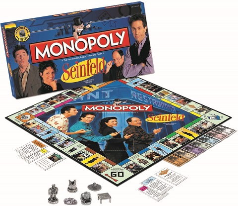 Seinfeld Collector's Edition Monopoly