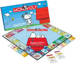 Snoopy Monopoly: It's a Dog's Life