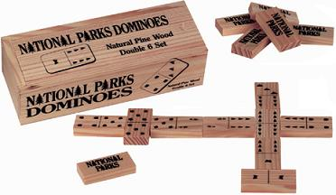 National Parks Dominoes