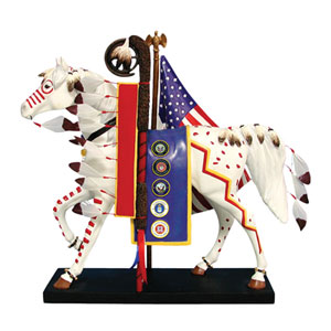 Trail of Honor Pony