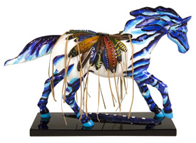 Tribal Paint Pony
