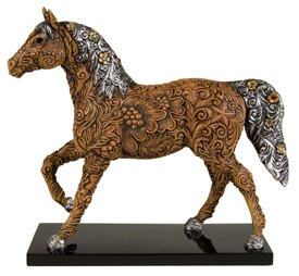 Carved in History Pony