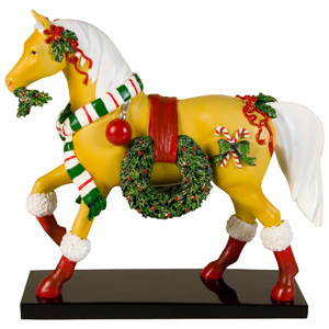 Christmas Parade Pony
