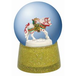 Polar Express Water Globe