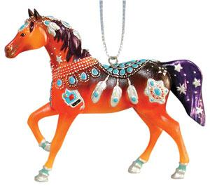 Native Jewel Pony Ornament