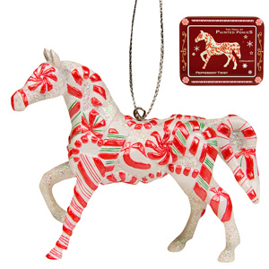 Peppermint Twist Ornament