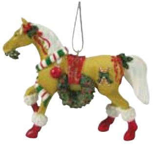 Christmas Parade Pony Ornament