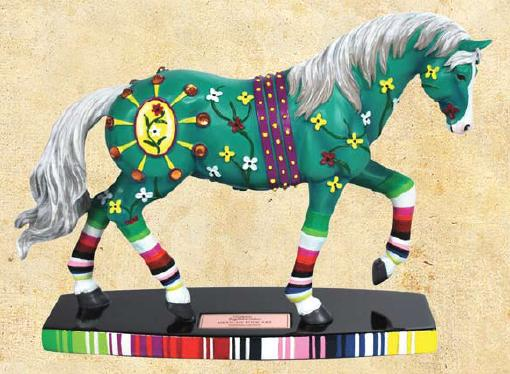 Mexican Folk Art Horse