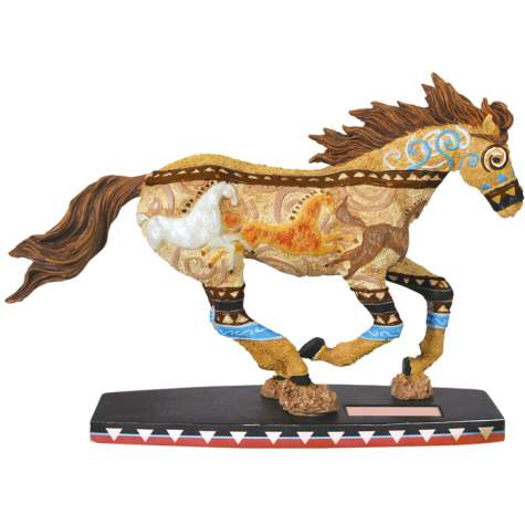 Run Thoroughbred Horse