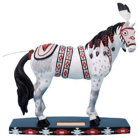Cree Spirit Warrior Mustang