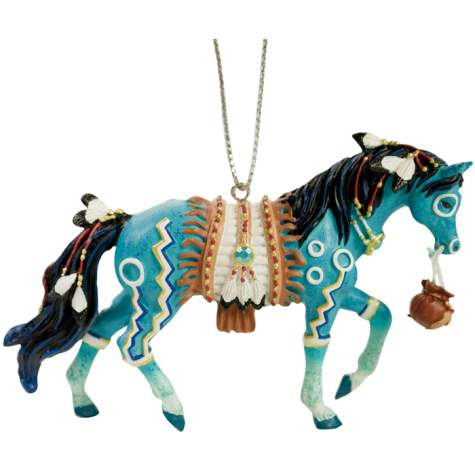 Lightbolt Quarter Horse Ornament