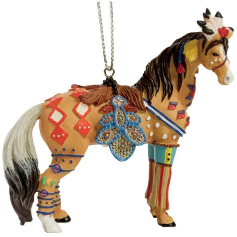 Dancer Mustang Ornament