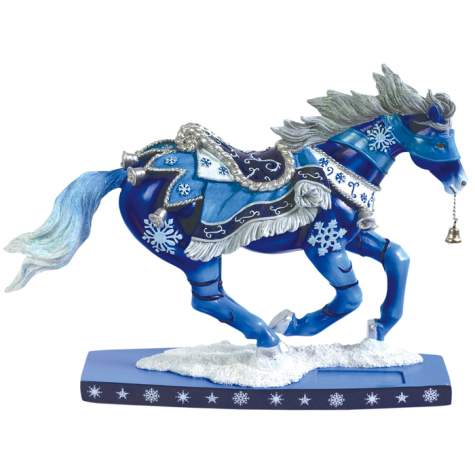Winter Snowflakes Thoroughbred