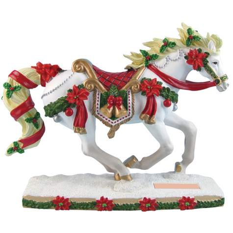 Christmas Carousel Thoroughbred