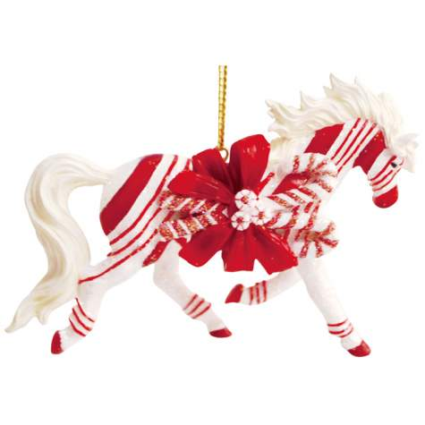 Candy Cane Lane Arabian Ornament