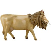 Cowardly Lion Cow