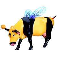 Bumble Bee Cow