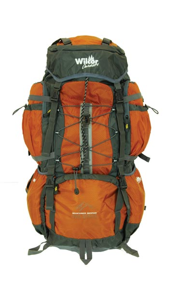 Mountaineer Bag 60L