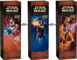 Star Wars Miniatures: Clone Strike Booster Pack