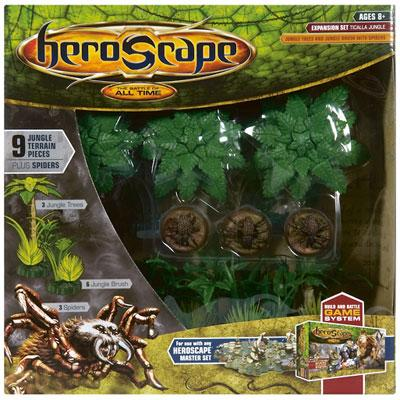 HeroScape Ticalla Jungle