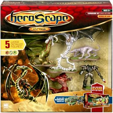 HeroScape Orm's Return: Heroes of Laur
